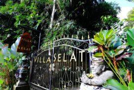 Villa Selat Gate